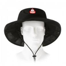 [워터프루프] 와이어 사파리 버킷 썬캡 포켓바이저 모자